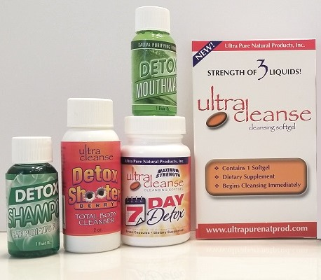 Detox Ultra Cleanse products