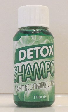 Natural Cleansing Detox Shampoo